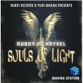 Ruboy Vs Kryvel - Souls Of Light (Vinilo)