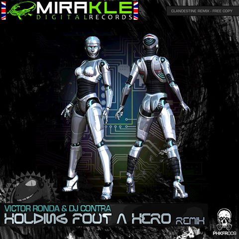Holding Out a Hero - Victor Ronda & Dj Contra RMX